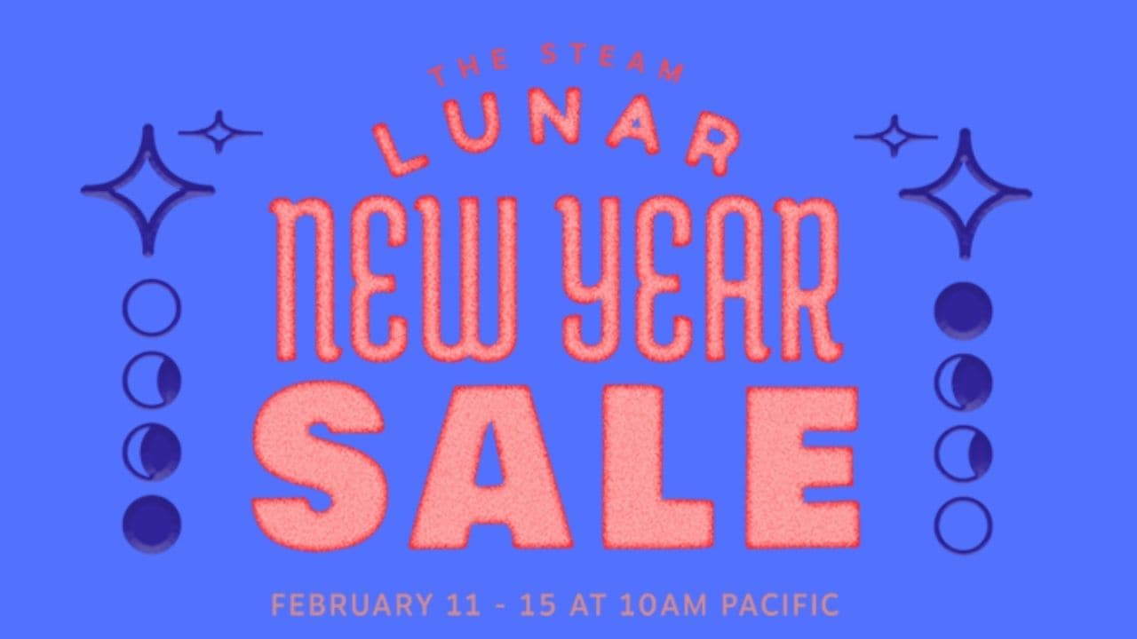 Steam Lunar New Year Sale 2021: Free Ox-themed animated stickers, deals on Unruly Heroes, Godhood, Omori, more