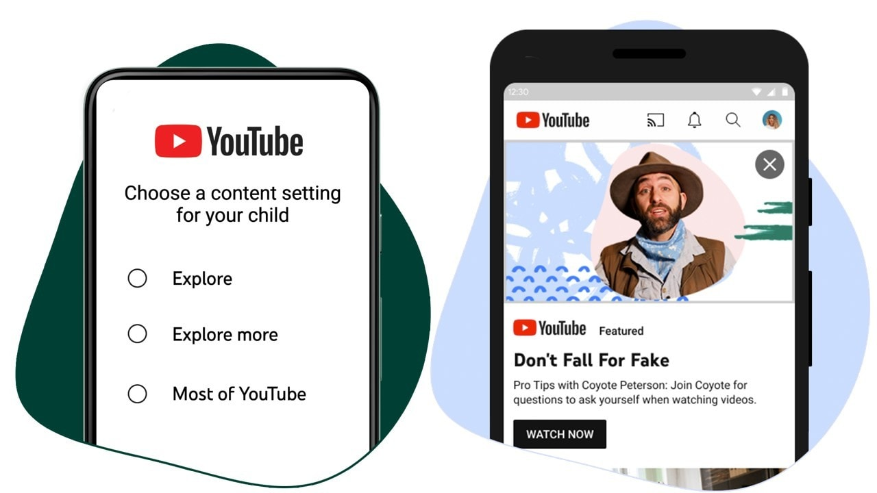 YouTube announces parent-approved accounts to keep teens and tweens away from violence, inappropriate content