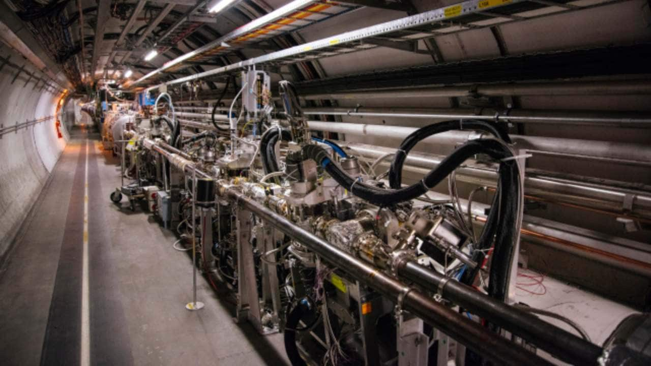 Force of nature: Scientists discover brand new type of particle at CERN