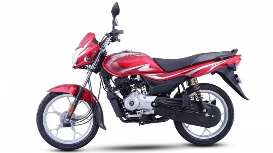 Bajaj Platina 100 Electric Start (ES) launched in India, priced at Rs 53,920