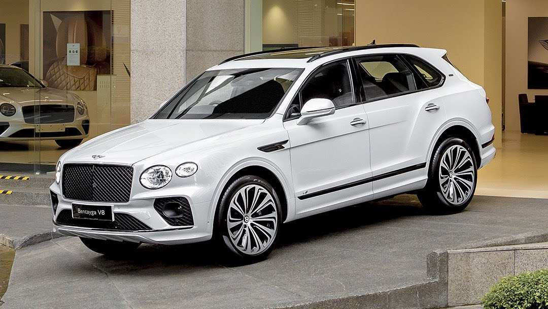 Bentley Bentayga facelift launched in India at Rs 4.10 crore, has a significantly revised interior