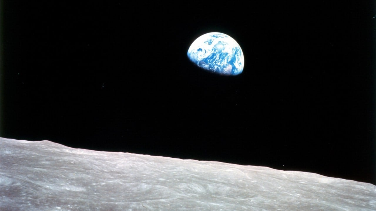 China, Russia band together to build a research station either on the moon or in its orbit