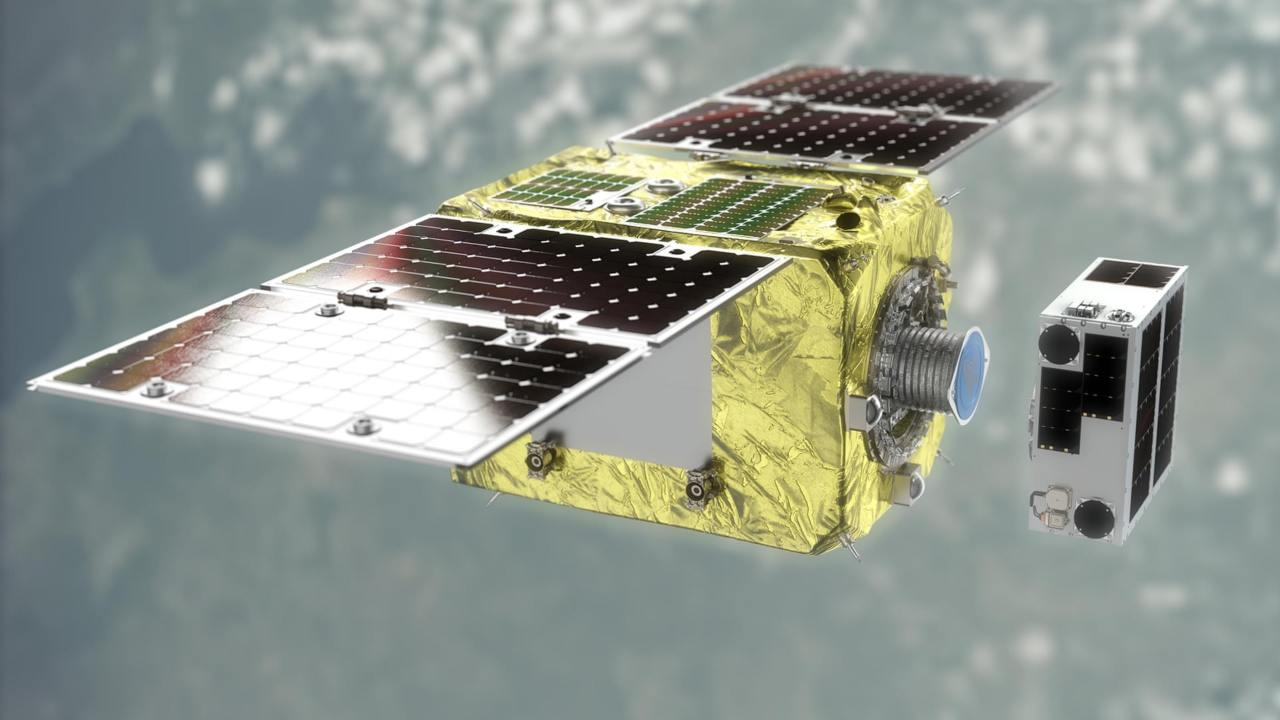 Japan-UK private mission to demonstrate new space debris removal service on 22 March
