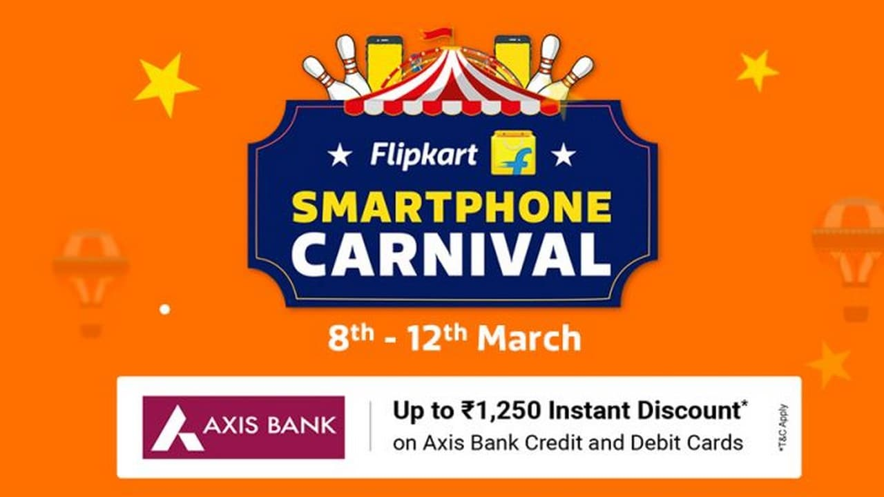 Flipkart Smartphone Carnival sale: Best deals on Galaxy S20 FE, iPhone SE and more