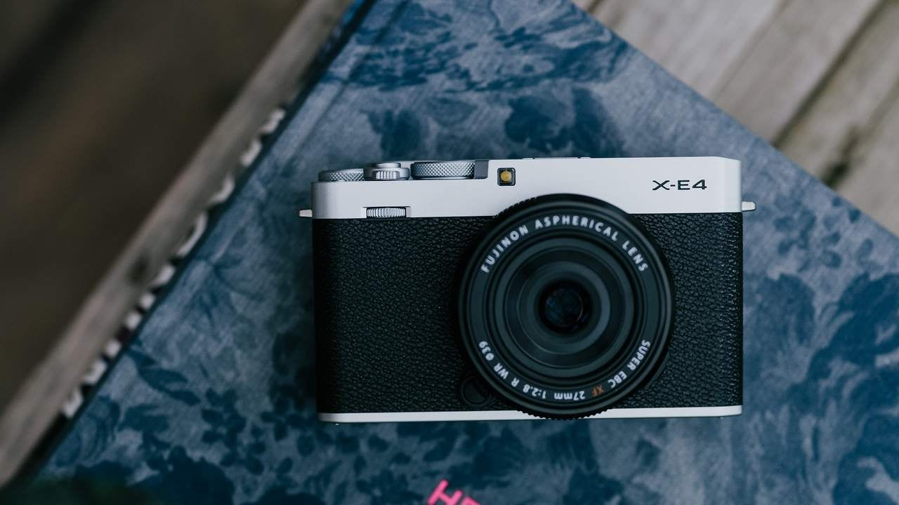 Fujifilm launches X-E4 mirrorless camera in India at Rs 74,999: All you need to know