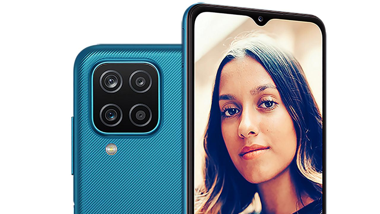 Samsung Galaxy M12 with a 6,000 mAh battery to go on first sale today at 12 pm on Amazon