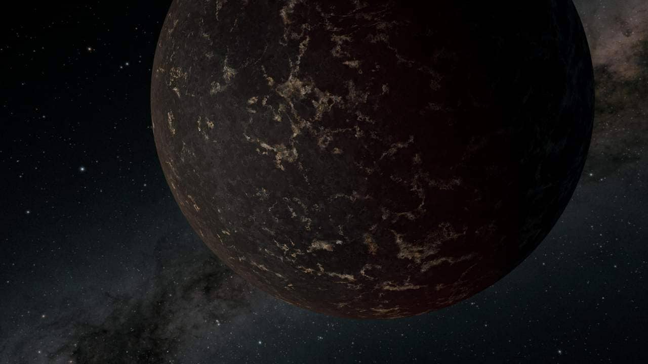 Night side of tidally-locked super-Earth LHS 3844b may be littered with volcanoes, study claims