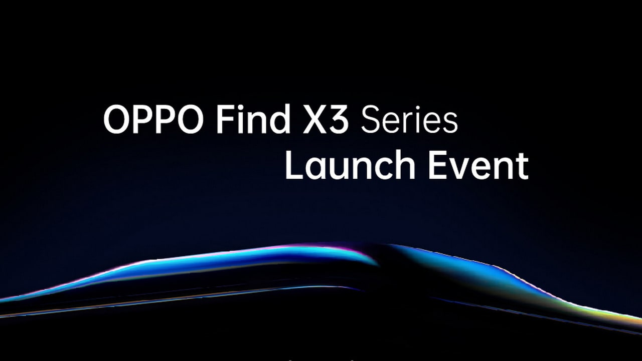 Oppo to launch Oppo Find X3 Pro, Find X3 on 11 March: All you need to know