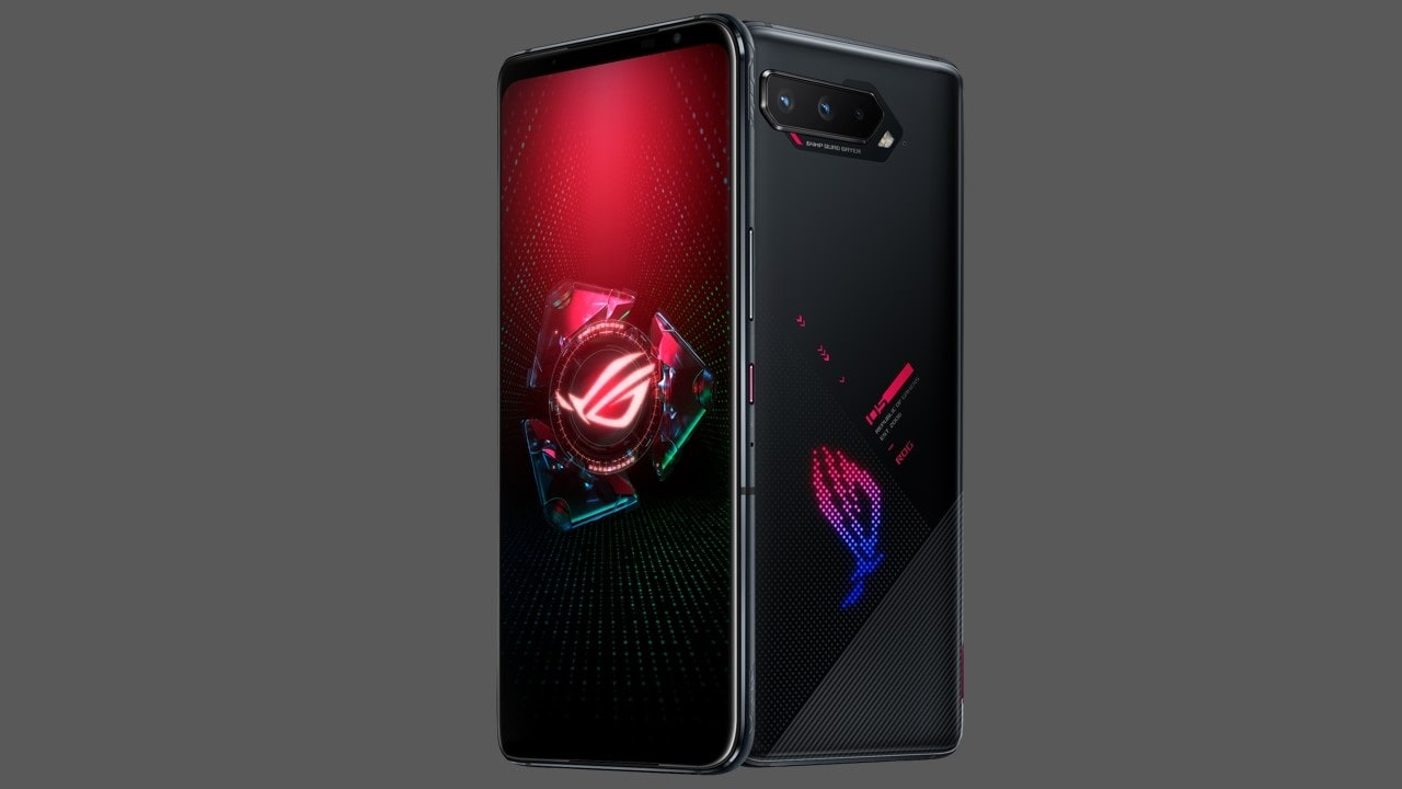 Asus ROG Phone 5 series with up to 18 GB RAM launched at a starting price of Rs 49,999