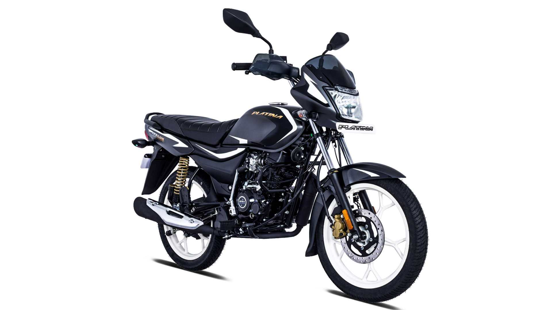 Bajaj Platina 110 ABS launched at Rs 65,926, first entry-level commuter to feature anti-lock brakes