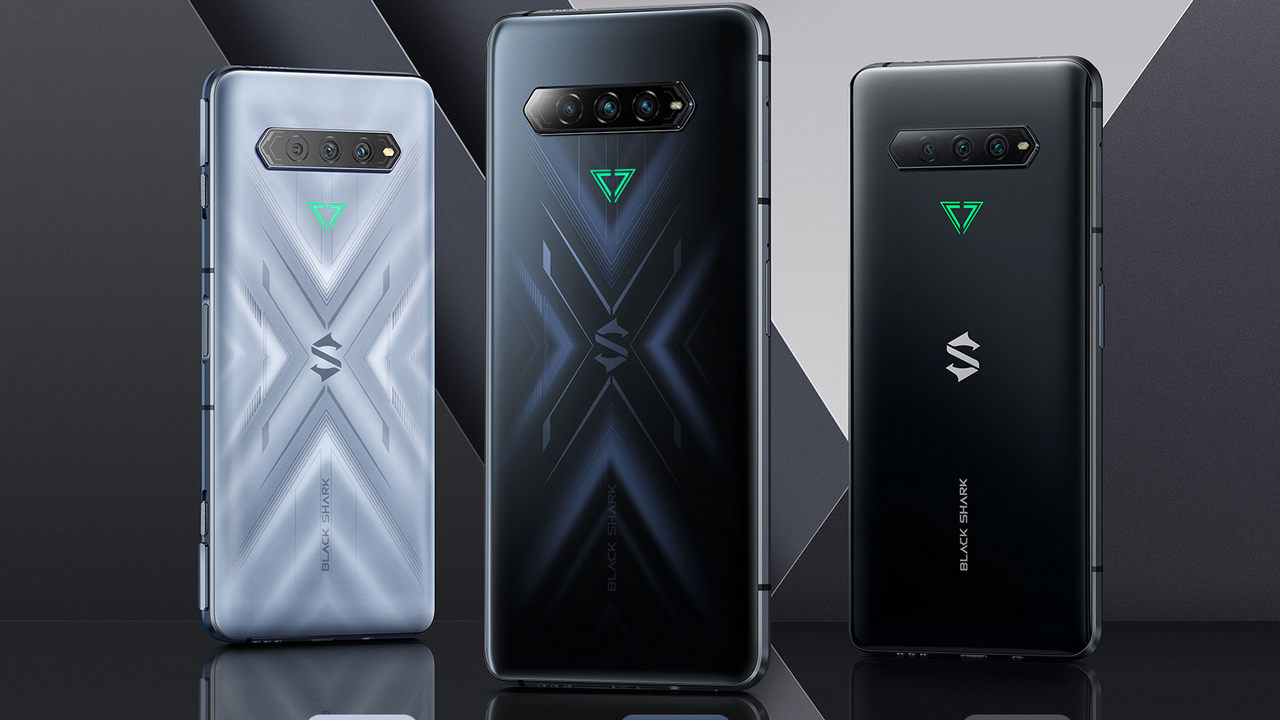 Black Shark 4, Black Shark 4 Pro with 144 Hz refresh rate display, 120 W fast charging launched in China