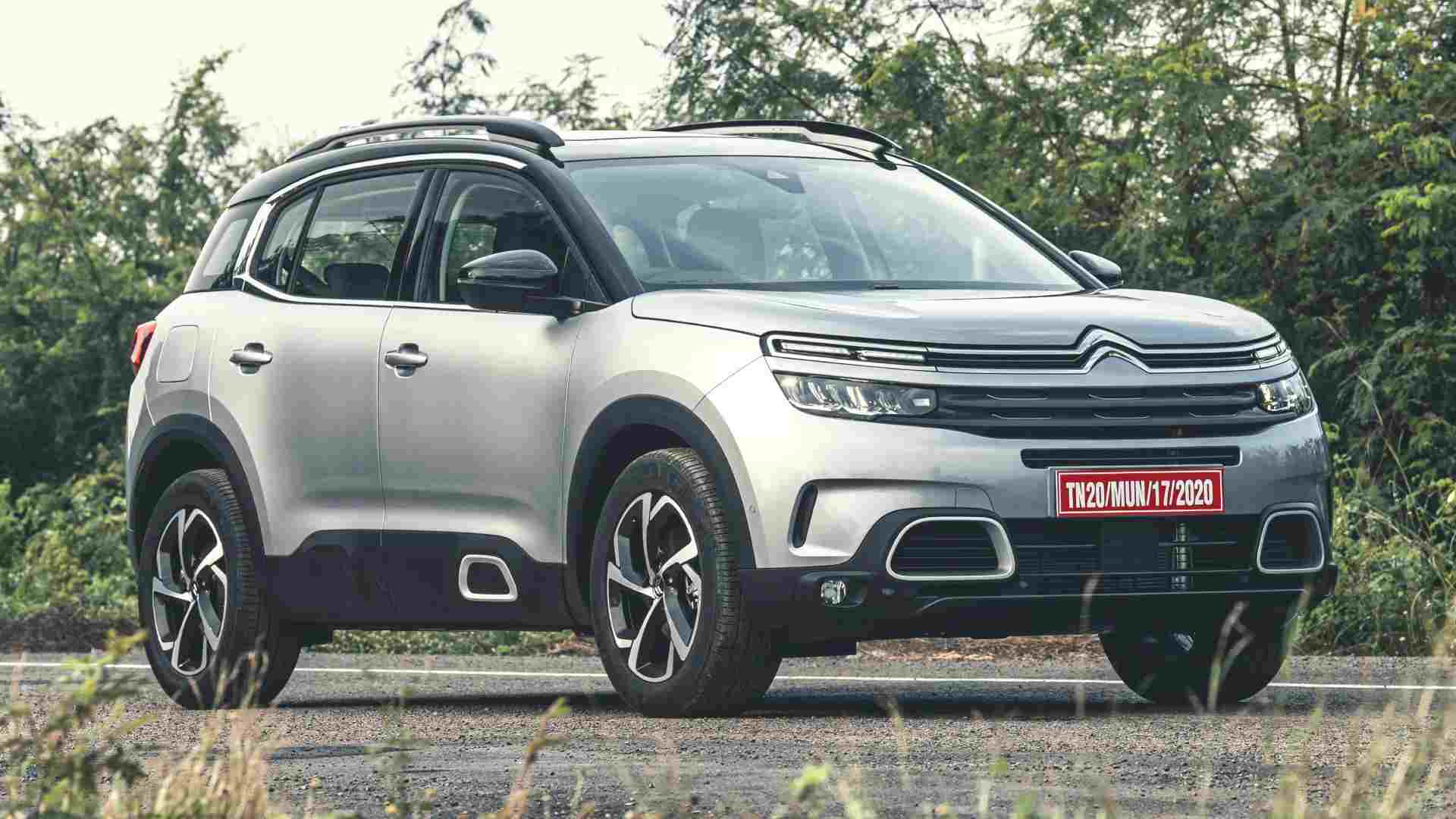Citroen C5 Aircross India launch on 7 April, to be sold online and via 10 'La Maison' dealerships