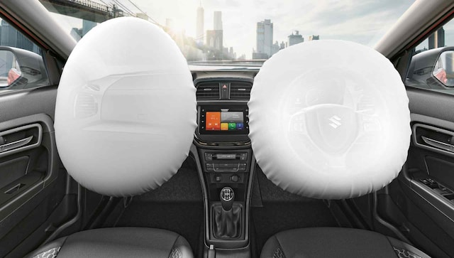 Front passenger airbag mandatory for all cars sold in India starting 31 August, 2021