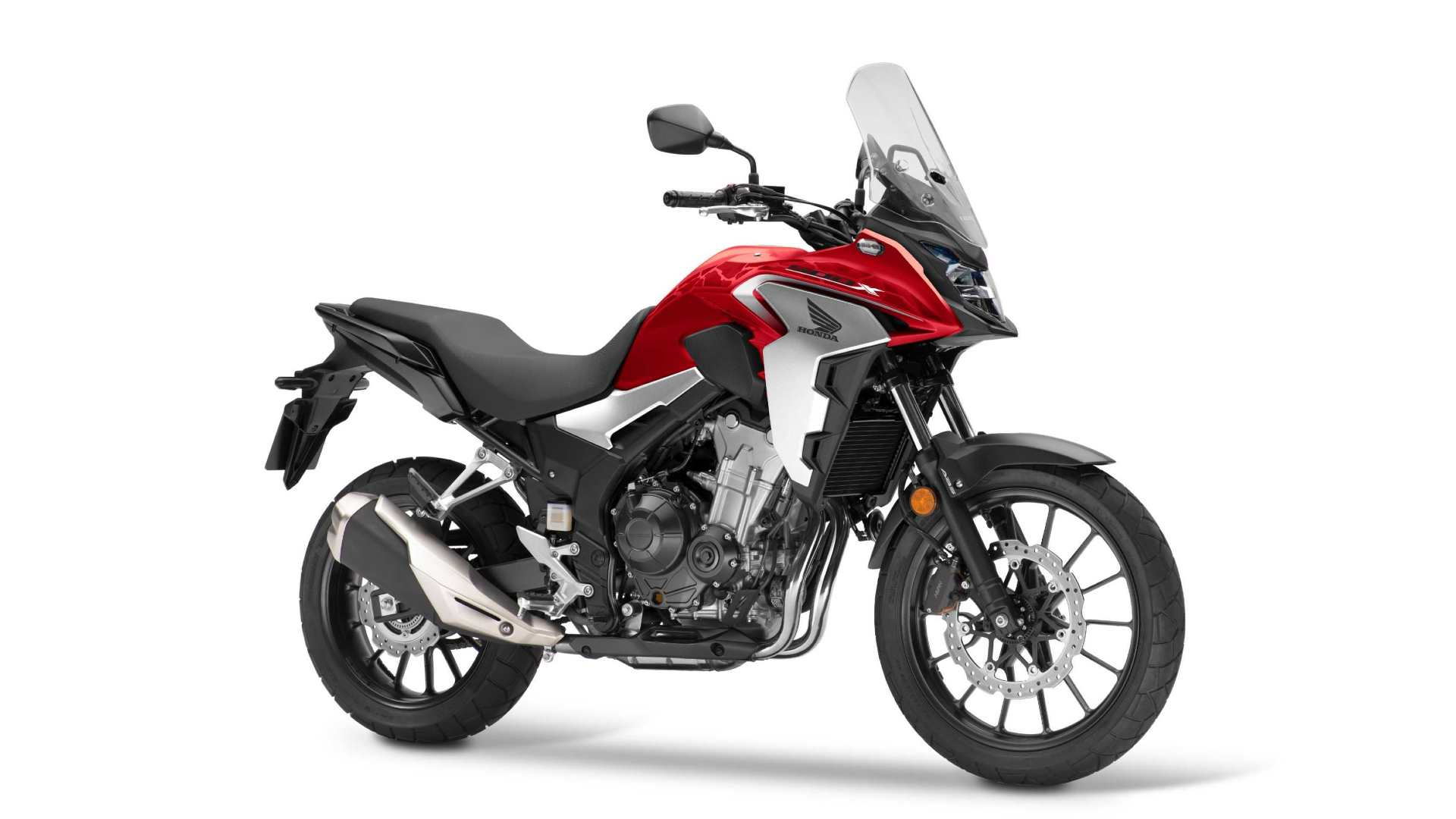 Honda CB500X launched in India at Rs 6.87 lakh, arrives in CKD form with two colour options