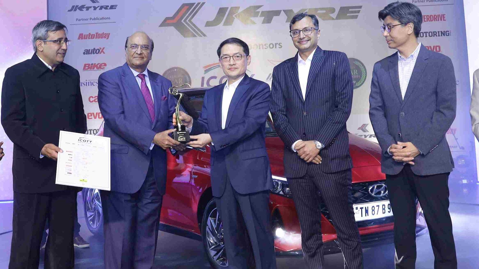 Hyundai i20 adjudged Indian Car of the Year 2021, beats Kia Sonet and Mahindra Thar to the crown
