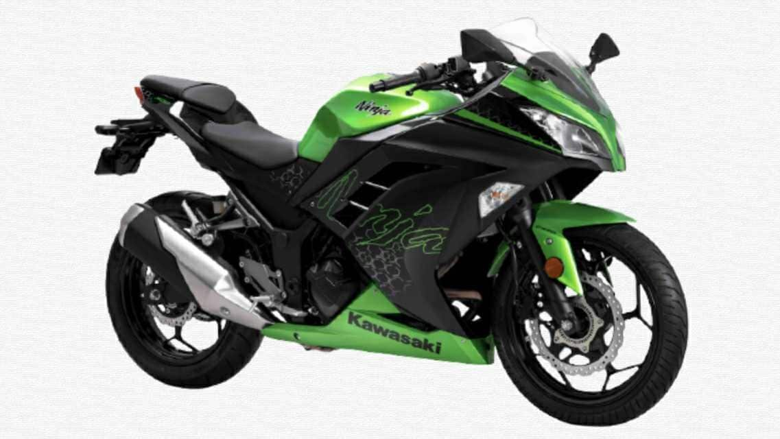 Kawasaki Ninja 300 returns in BS6 form, launched in India at Rs 3.18 lakh