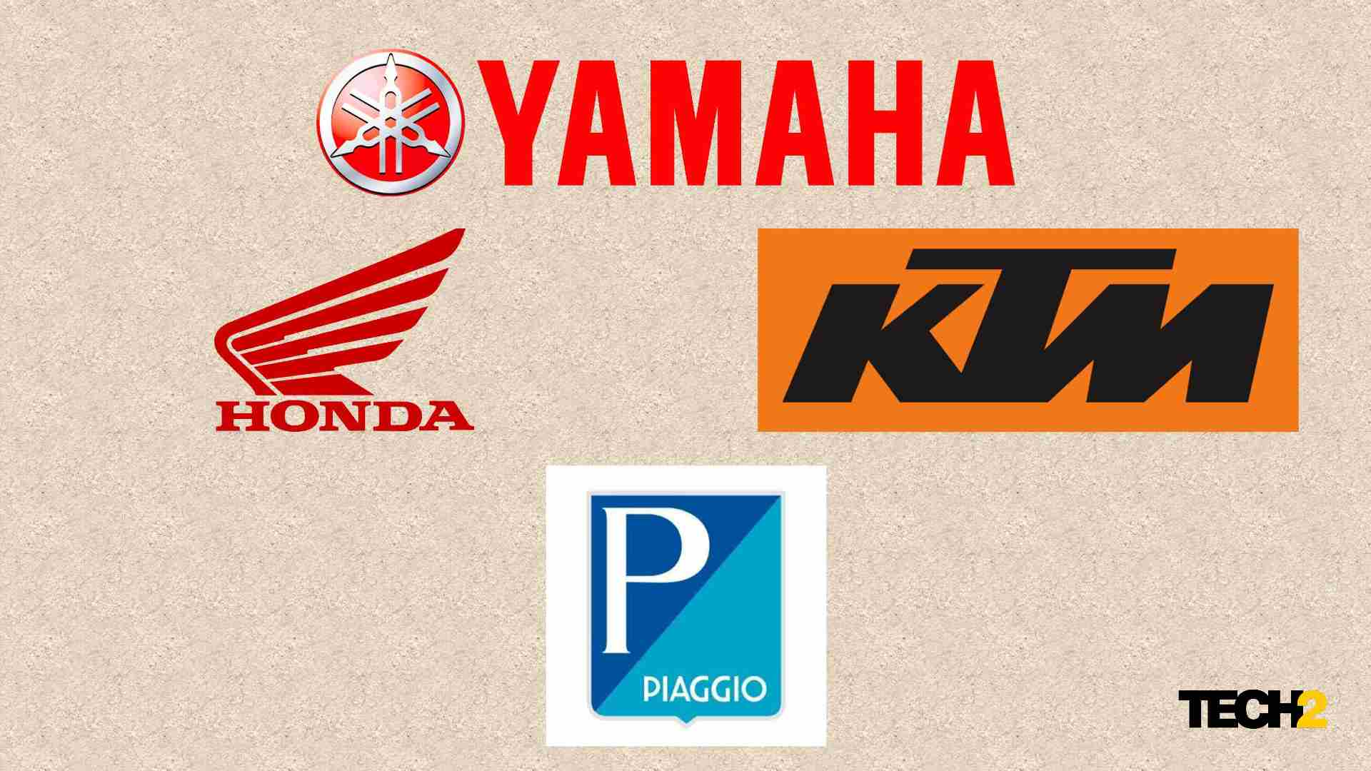 KTM, Piaggio, Honda and Yamaha to form swappable batteries consortium for EVs