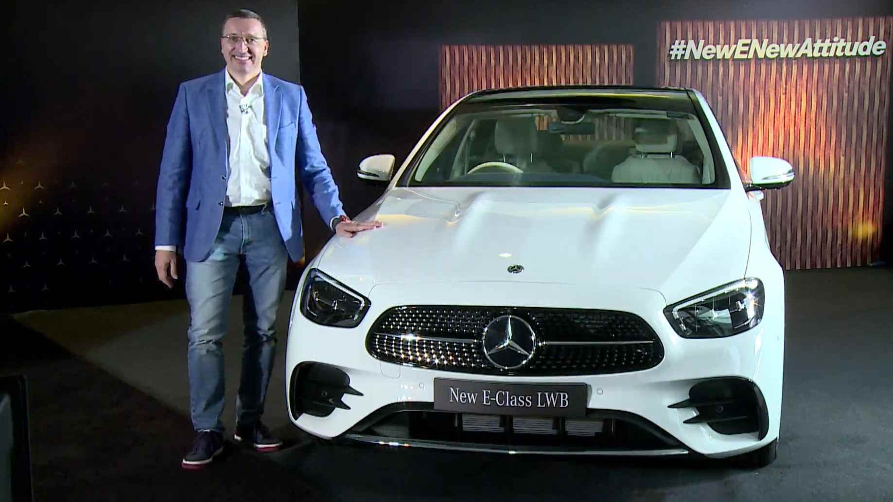 Mercedes-Benz E-Class facelift launched in India, prices range from Rs 63.60-80.90 lakh