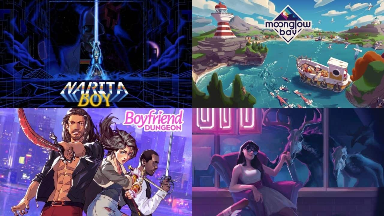 ID@Xbox, twitchgaming Showcase: Art of the Rally, Backbone, 20 other indie games coming to Xbox Game Pass
