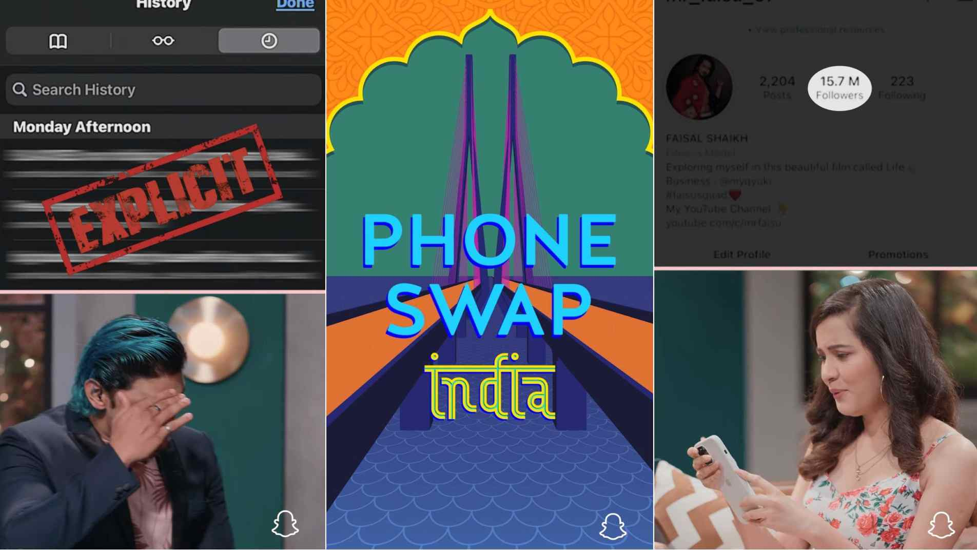 Indias first Snap original 'Phone Swap India' debuts: All you need to know