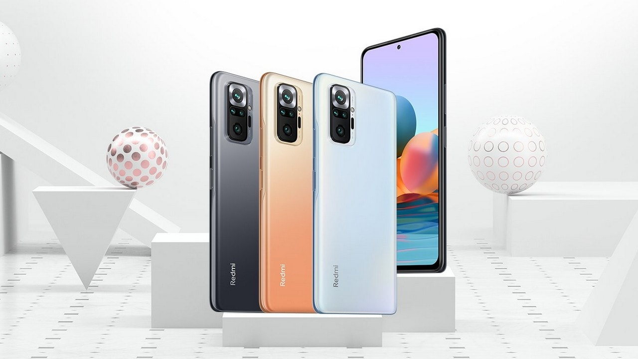 Redmi Note 10 Pro Max to go on first sale today at 12 pm on Amazon and Mi.com