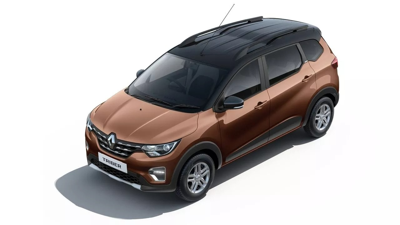 Updated Renault Triber launched at Rs 5.30 lakh, gains new paint options and more features