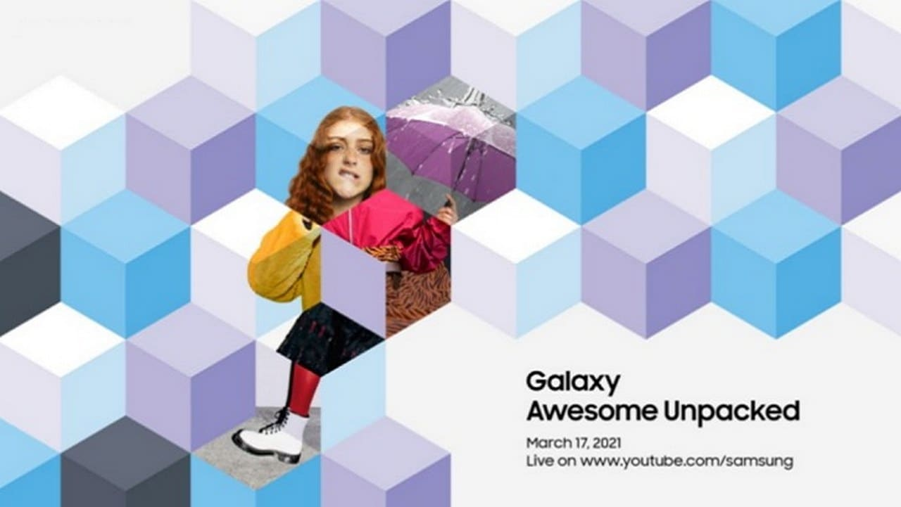 Samsung announces Galaxy Awesome Unpacked event for 17 March; expected to launch Galaxy A52 and Galaxy A72