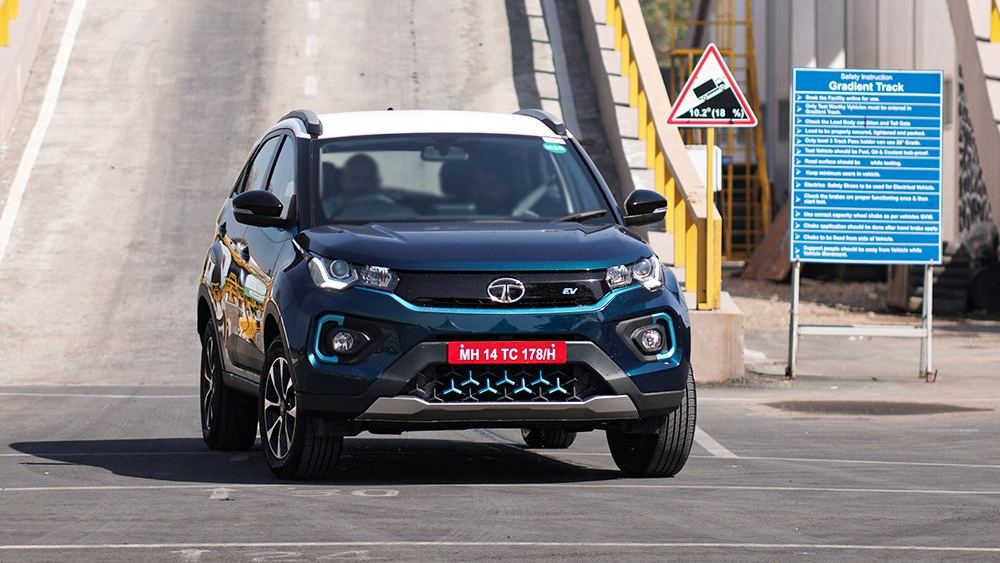 The price of the entry-level Tata Nexon EV is set to drop to Rs 11.50 lakh for the remainder of 2021. Image: Tata Motors