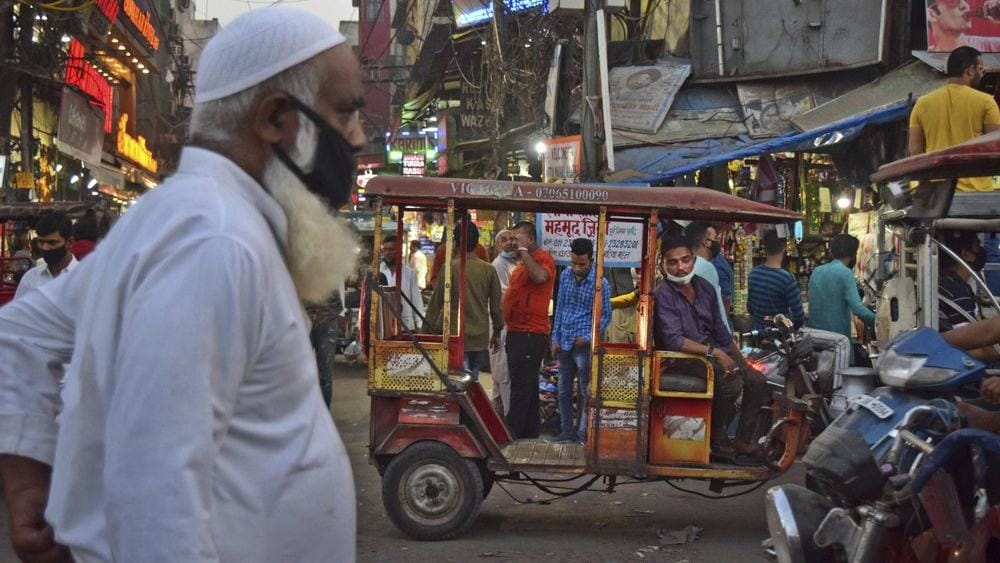 Owners of commercial electric vehicles that cannot afford to stop in the day to recharge face the biggest challenge. Image: AP Photo/Neha Mehrotra