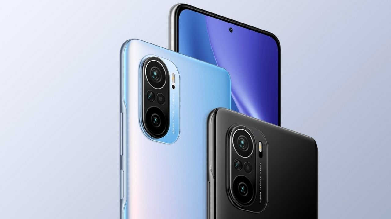 Xiaomi Mi 11X and Mi 11X Pro are believed to be the rebranded version of Redmi K40 and Redmi K40 Pro+. Image: Xiaomi China