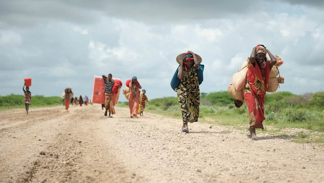 Conflicts and natural disasters in 2020 displaced 40.5 million people worldwide, says report