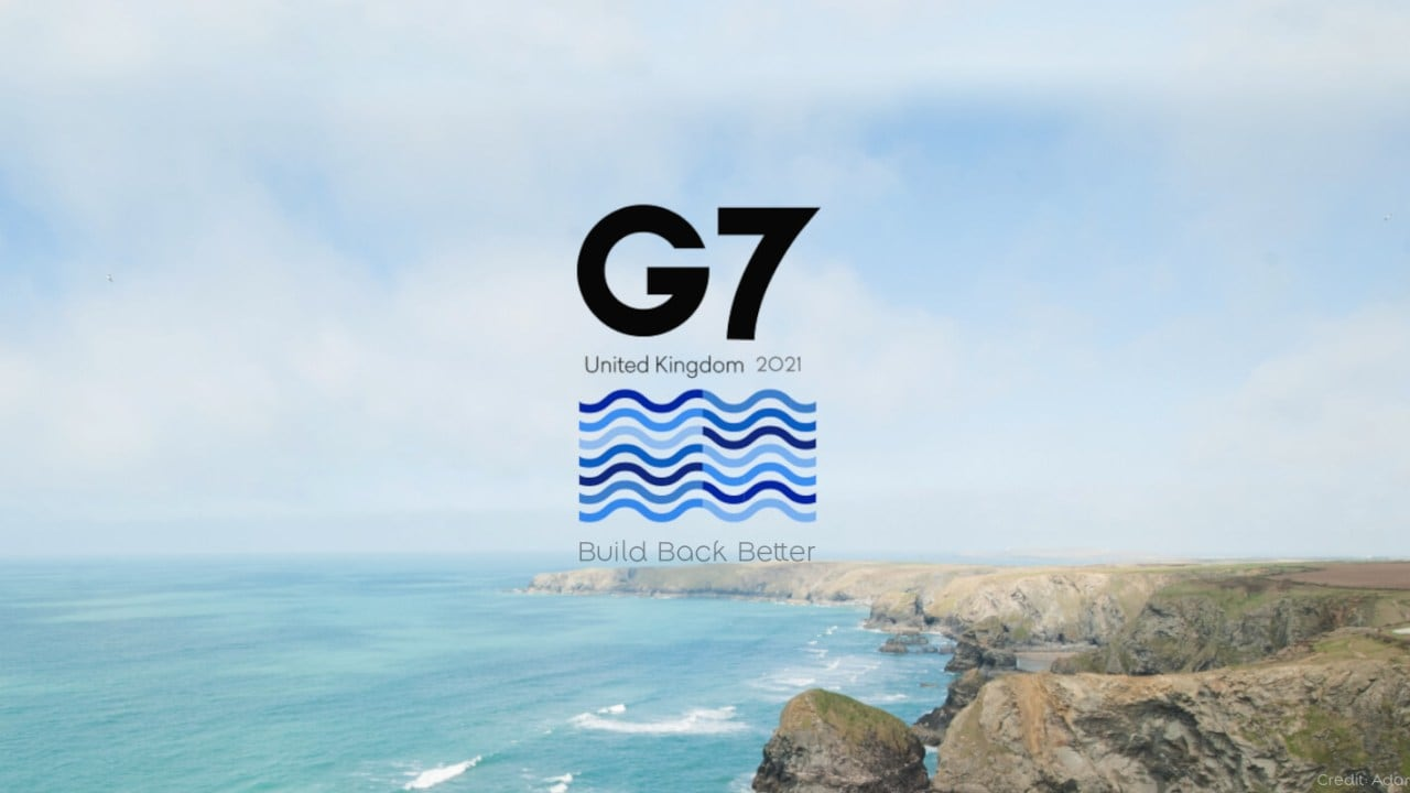 Formed in the mid-1970s, the G7 club of major industrialised nations includes the US, Germany, Britain, Japan, France, Canada and Italy. Image credit: G7