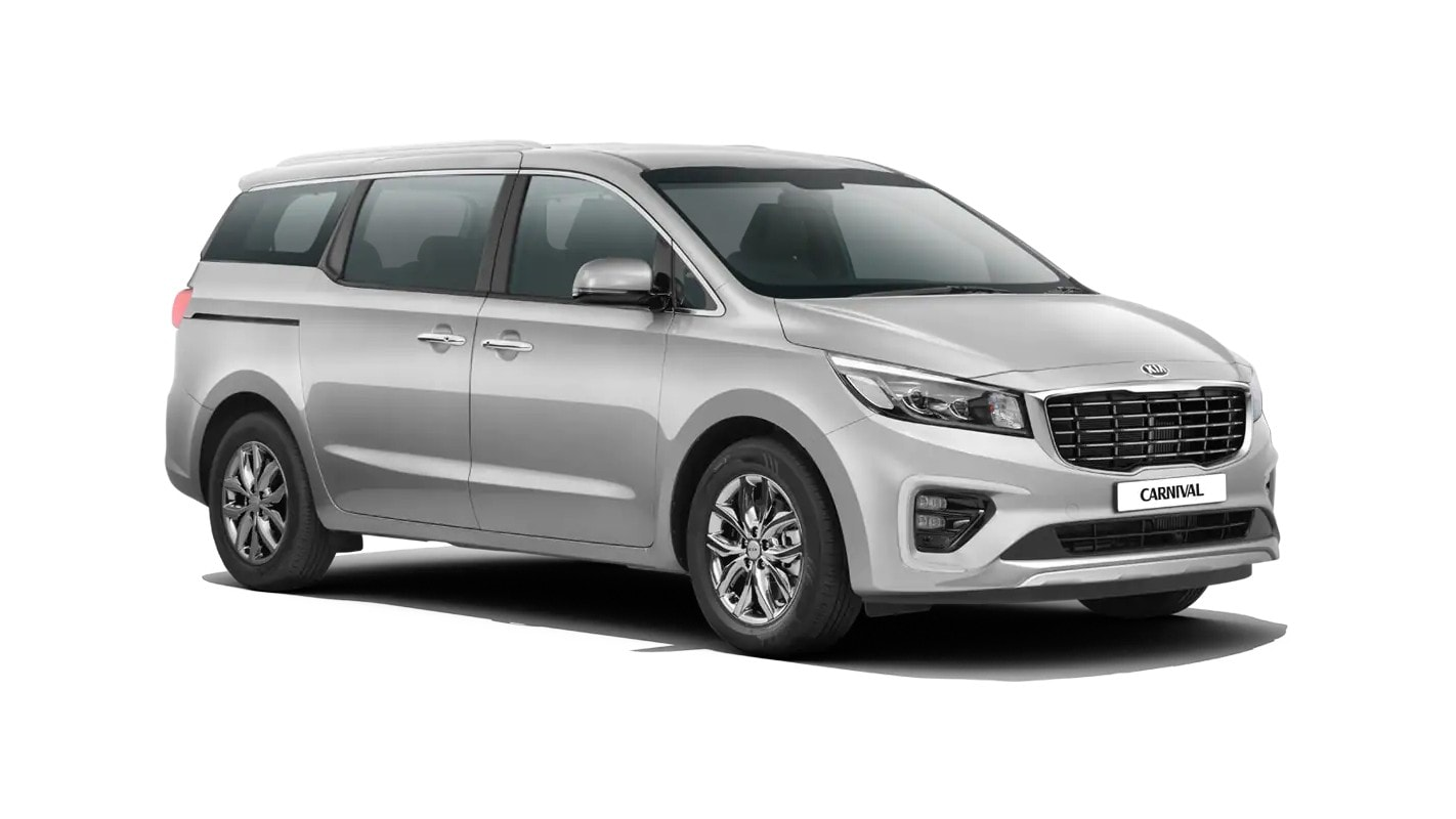 Since its launch in February 2020, the Kia Carnival MPV has found over 6,200 buyers in India. Image: Kia
