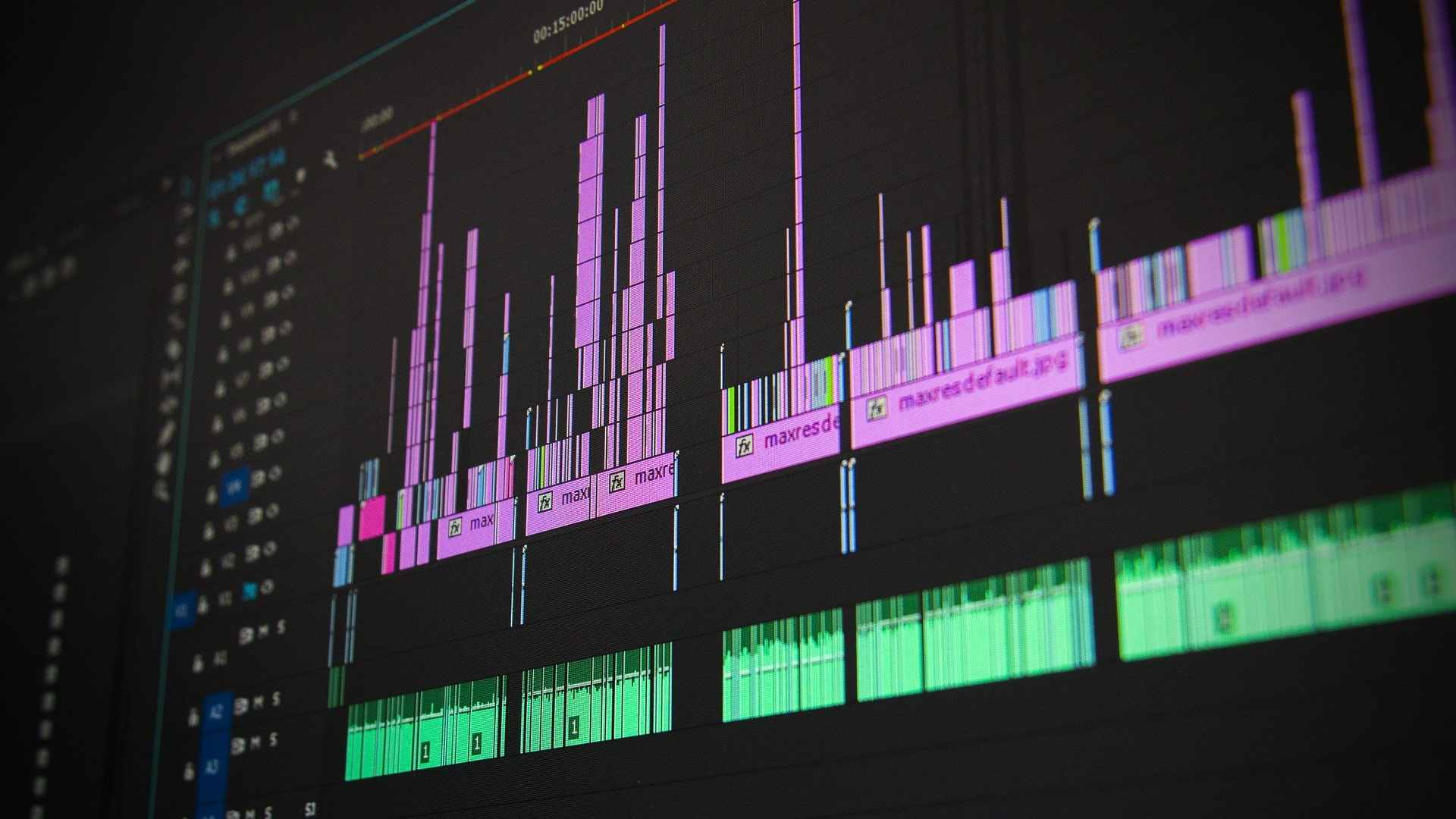 Both Audition and Adobe Premiere Pro now get the Loudness Meter feature. Image: Recklessstudios from Pixabay