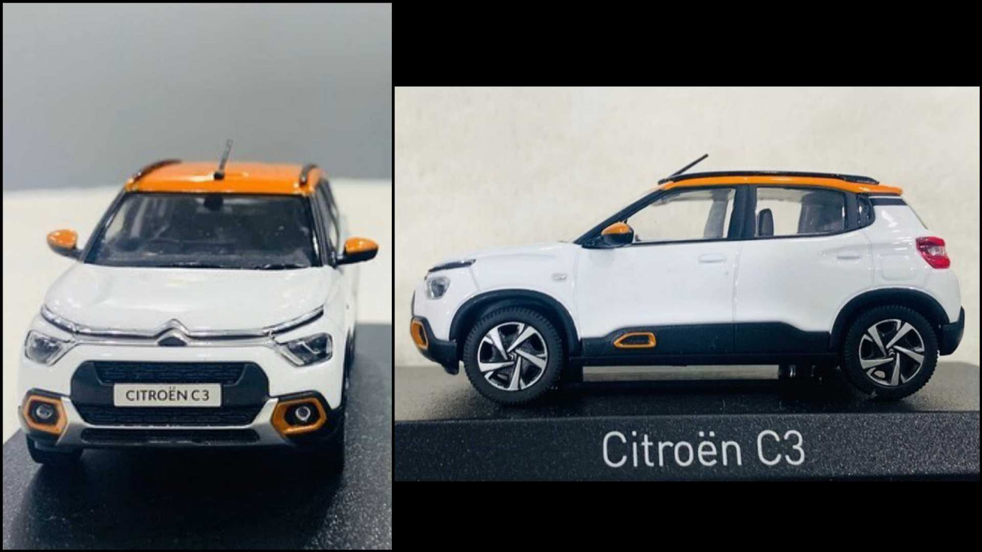 The production-ready Citroen C3 SUV for India is expected to debut later in 2021. Image: pine_0101