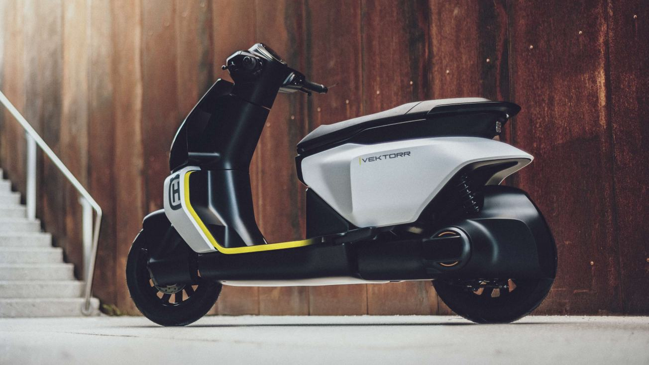 The Husqvarna Vektorr is likely to be launched in India sometime in 2022. Image: Husqvarna