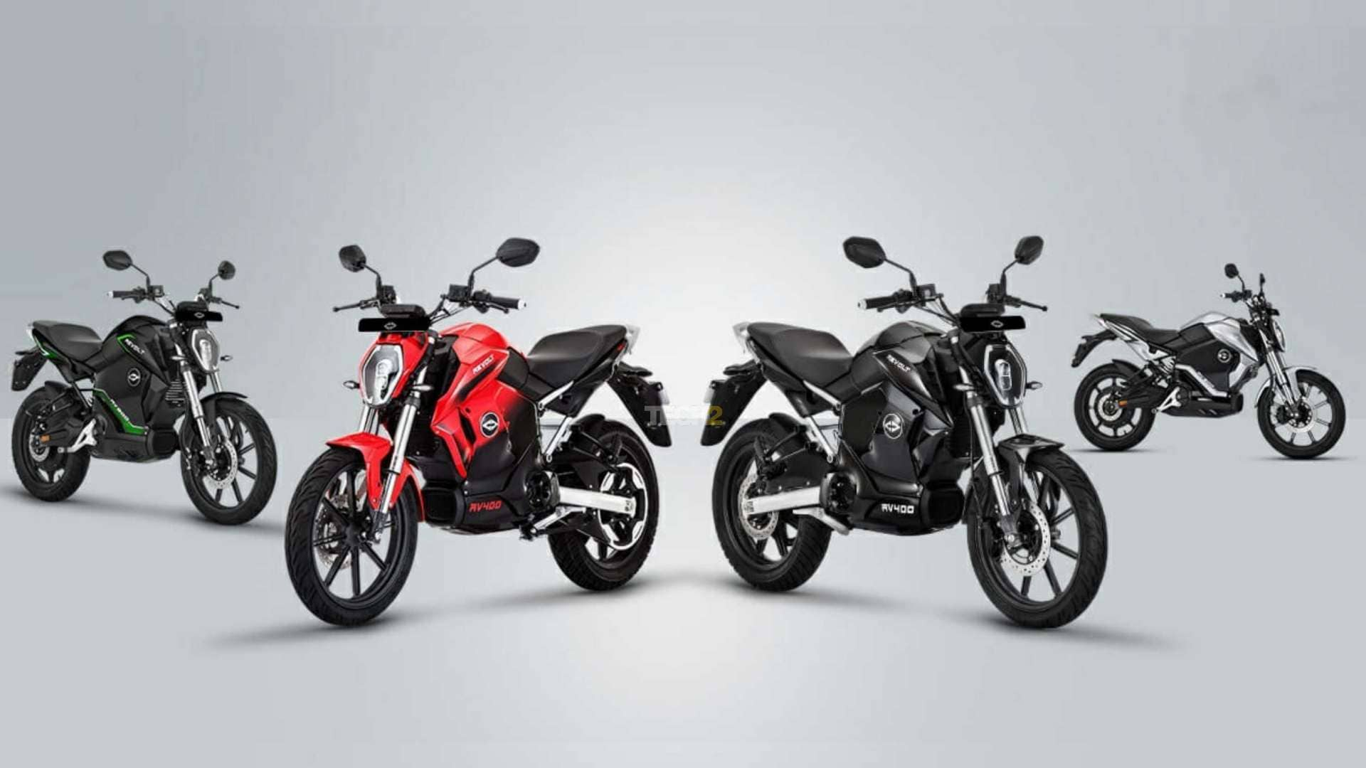 Prices for the Revolt RV300 and RV400 range from Rs 95,000 to Rs 1.19 lakh (ex-showroom). Image: Revolt Intellicorp