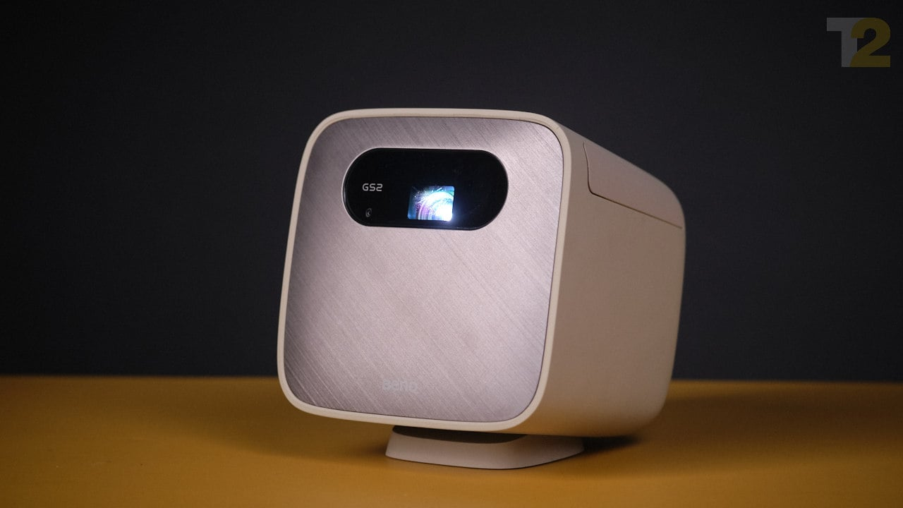 I like the design of the GS2, and if you're looking for a portable projector, there probably aren't very many options. Still, I think a large iPad is far more practical for any number of reasons. Image: Anirudh Regidi