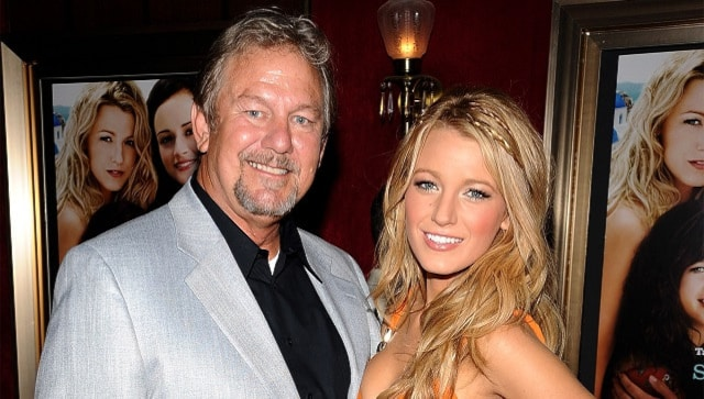 Ernie Lively, Sisterhood of Travelling Pants actor and father of Blake Lively, passes away aged 74