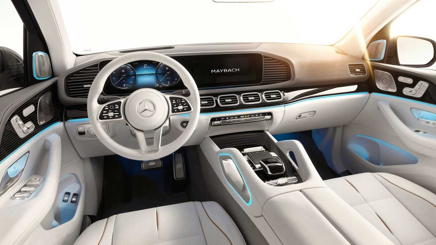 Opting for the Designo Crystal White interior theme will set buyers back by a cool Rs 26 lakh. Image: Mercedes-Benz