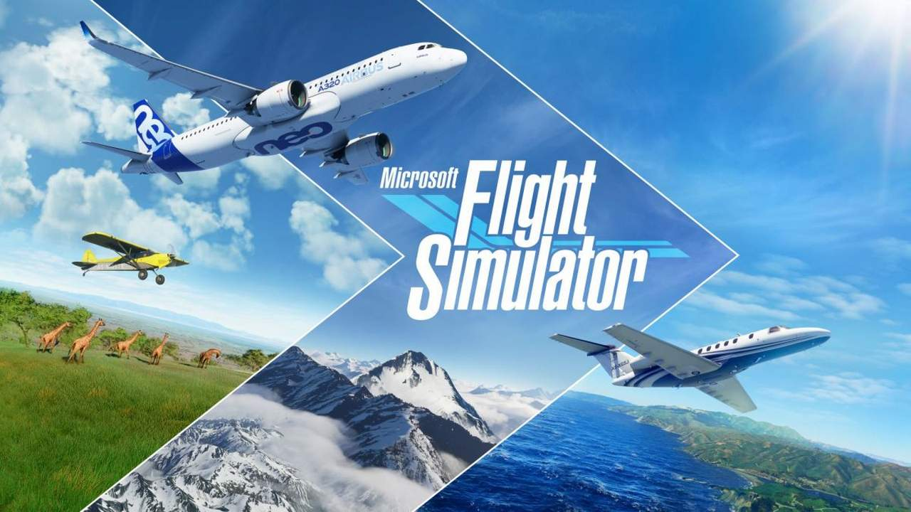 Microsoft Flight Simulator. Image: Xbox