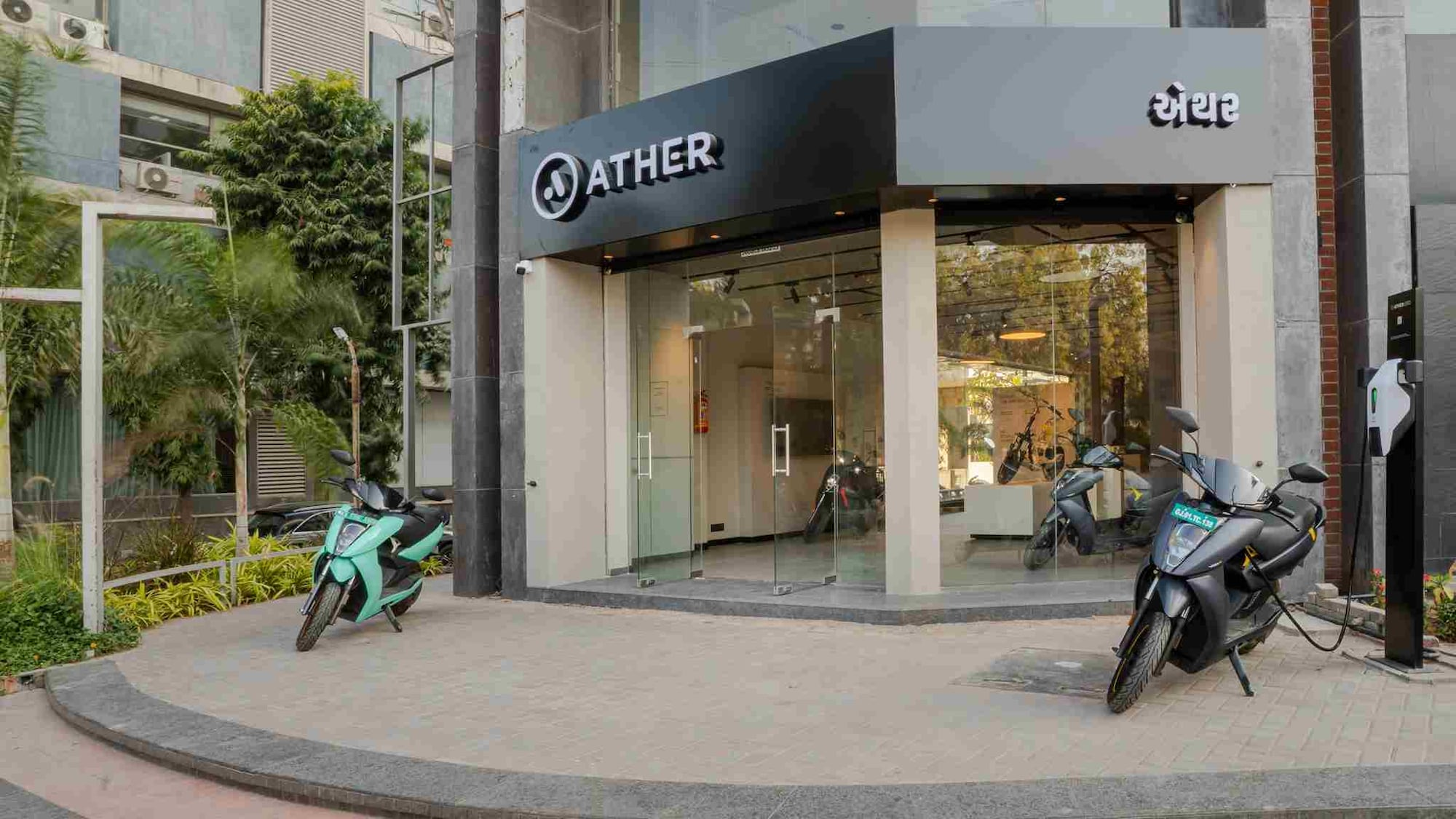 Tier 2 cities, which were originally a target three years down the line, have now become an immediate priority, according to Mehta. Image: Ather Energy