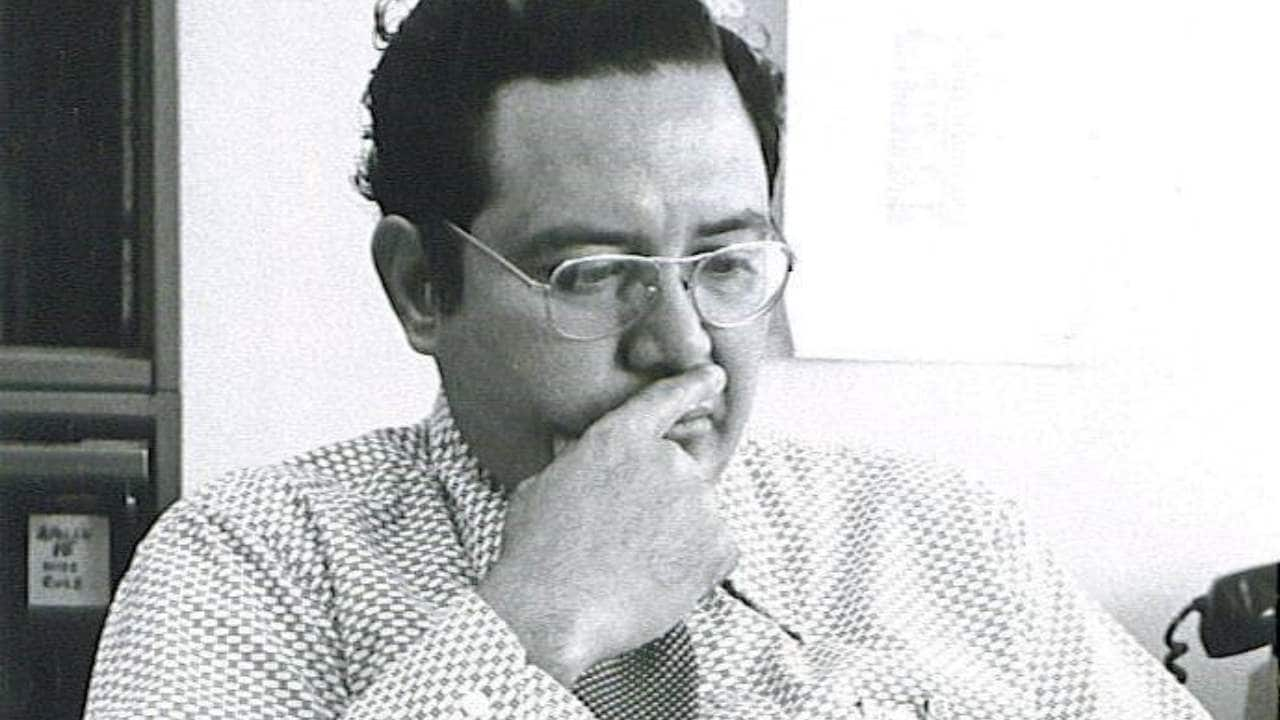 rturo Campos, electrical power subsystem manager for the Apollo 13 lunar module. Credits: Courtesy of the Campos Family
