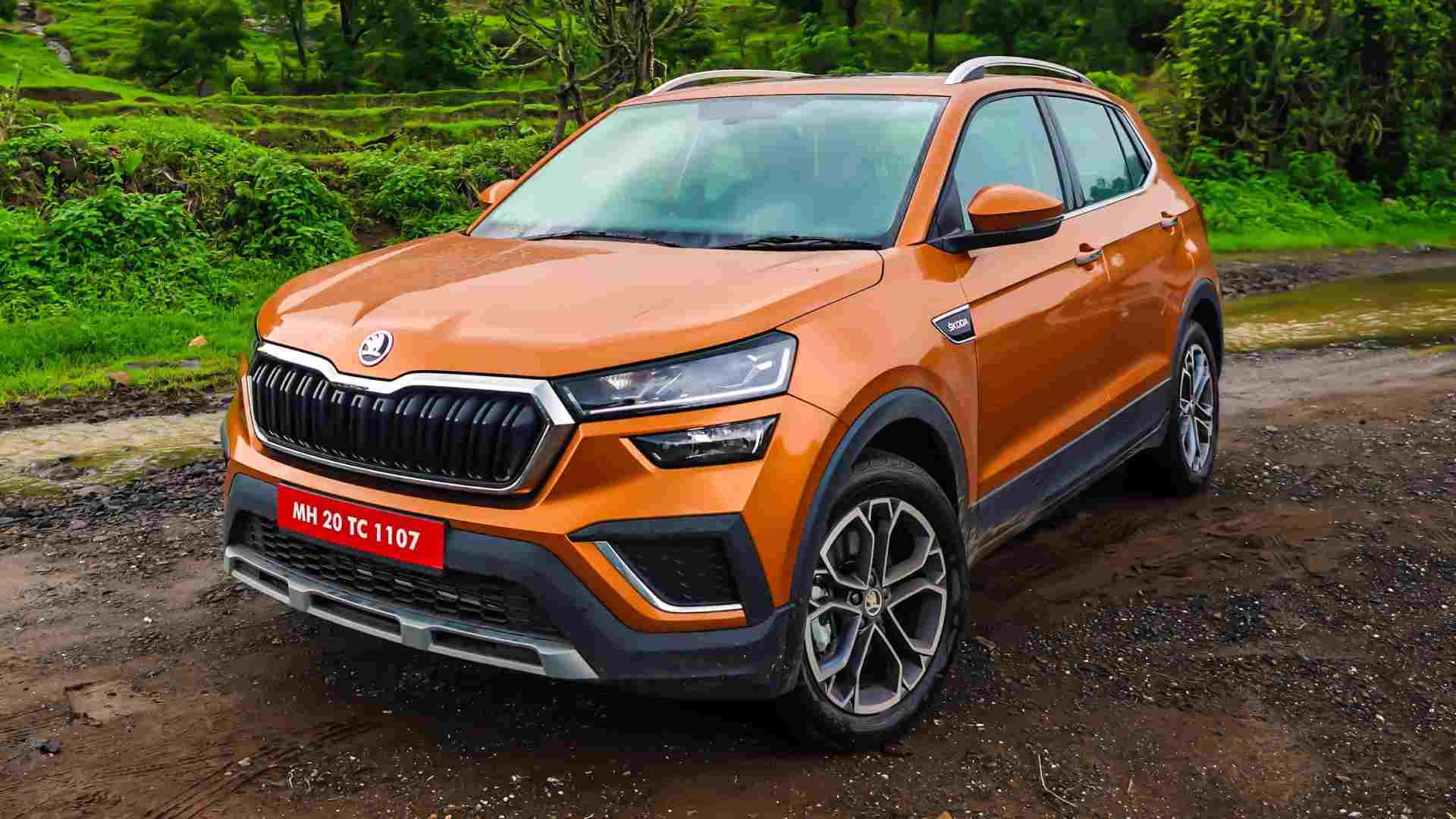 The Skoda Kushaq price range starts at Rs 10.50 lakh, and goes all the way up to Rs 17.60 lakh (ex-showroom). Image: Skoda