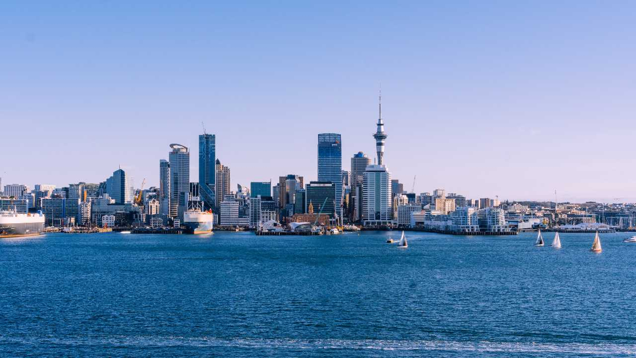 Auckland rose to the top of the ranking owing to its successful approach in containing the Covid-19 pandemic.