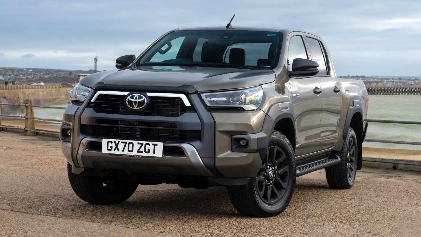India will get the double-cab version of the updated for 2021 Toyota Hilux. Image: Toyota