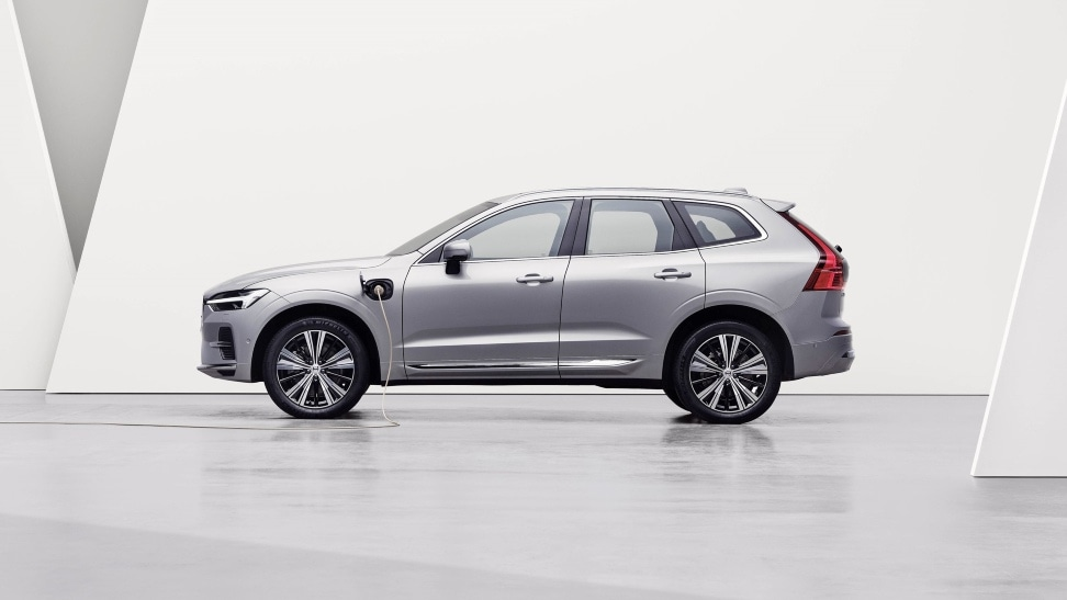 The first Volvo to feature cells developed through the JV will be the electric successor to the Volvo XC60 SUV. Image: Volvo Cars