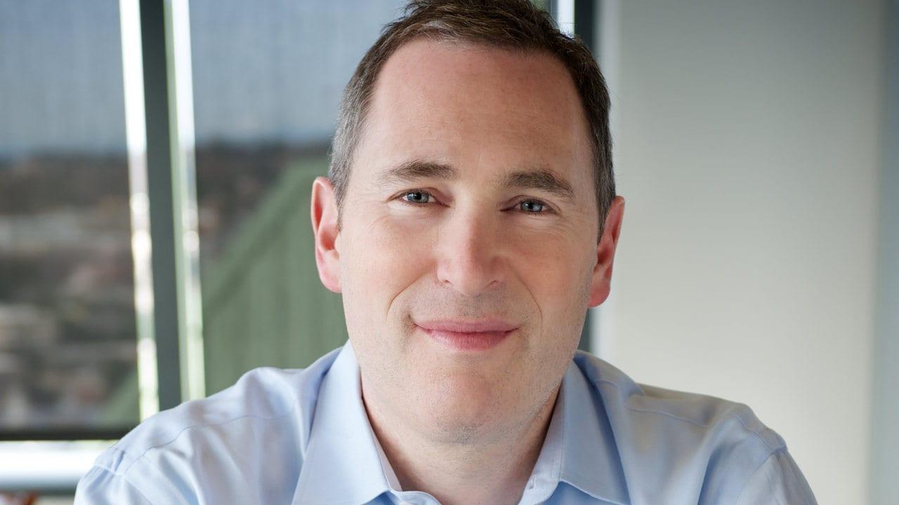 New Amazon CEO, Andy Jassy. Image: Amazon