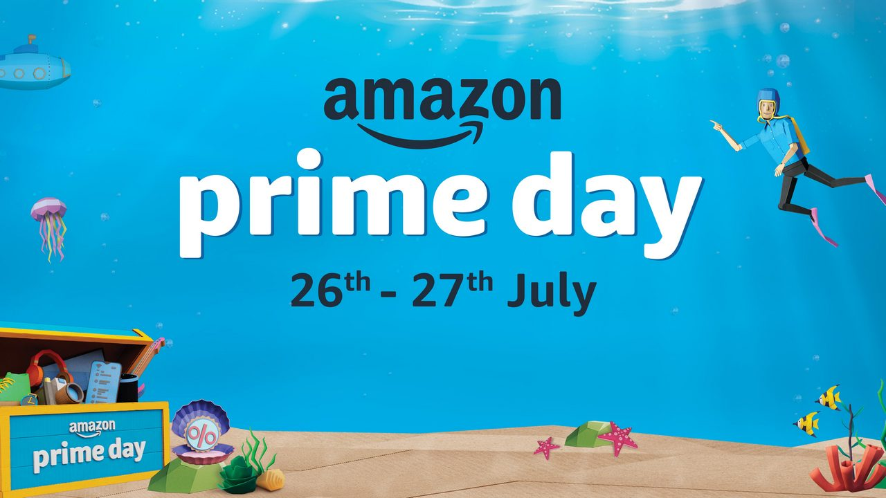 Amazon Prime Day 2021 sale will kick off on 26 July.