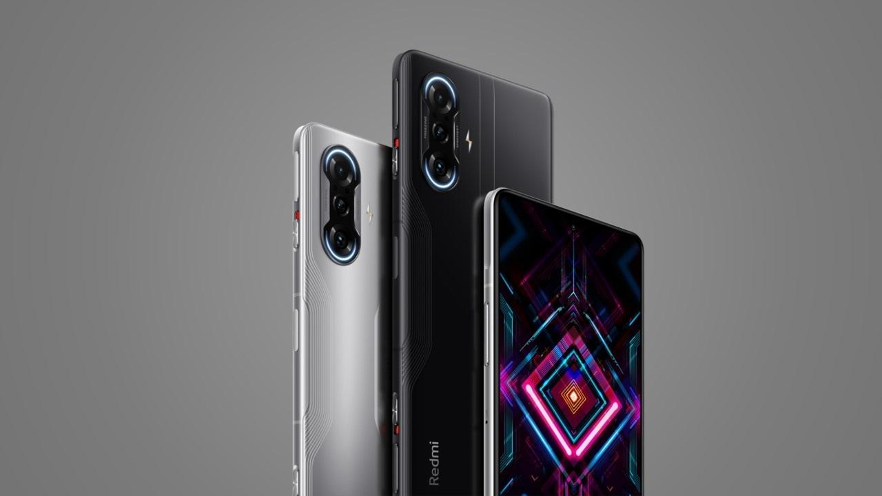 Redmi K40 Gaming Edition. Image: Xiaomi China website